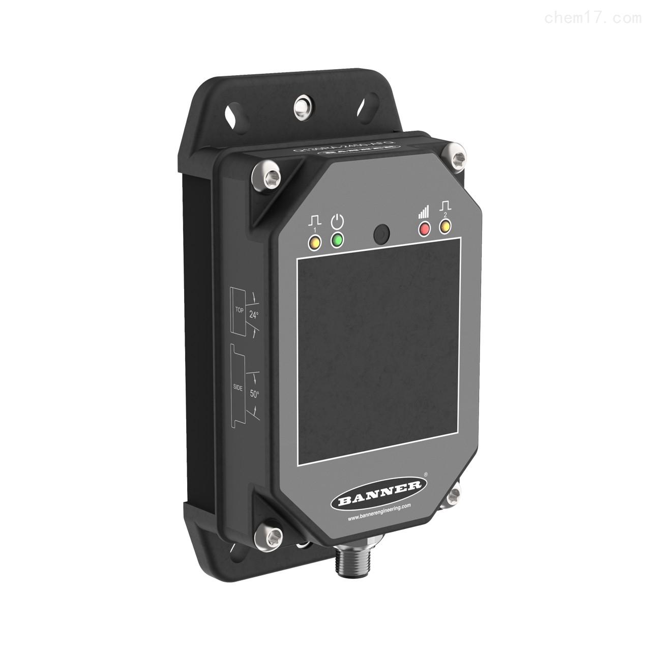 美国邦纳BANNER雷达传感器