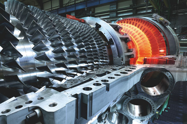 西门子获得在中国内地的首个H级燃气轮机订单