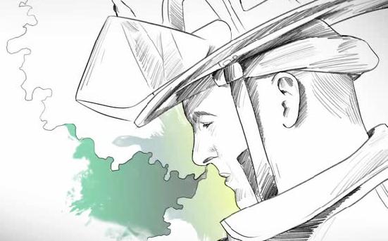 消防员职业危害