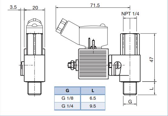 BURKERT00163611手动开关电磁阀6012型止动器与柱塞导管焊接在一起,以提高耐压性和密封性。根据不同的应用,可以选择各种密封材质。Bürkert专用底板接口使该阀可组合安装在底板上,节省空间。可选插管接头式连接软管。Banjo 接口式尤其适用于直接安装在气动阀上。可选带手动开关式,用于快速调试和zui佳的维护。 电磁线圈采用聚酰胺封装。与 DIN EN 17301-803 B 型或 C 型电缆插头配套,该阀的安全防护等级为 IP65。 BURKERT00163611手动开关电磁阀60