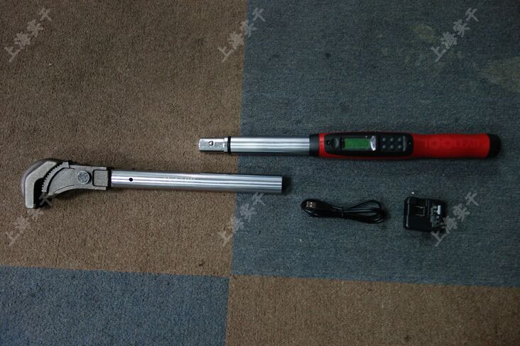 SGGQ數顯式鋼筋專用扭力扳手