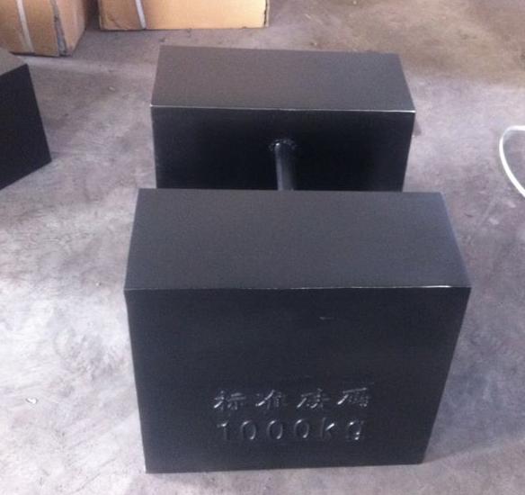 柳州1吨砝码