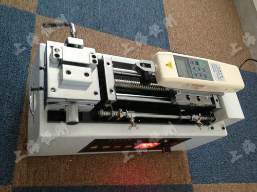 SGDW电动卧式拉力试验机图片