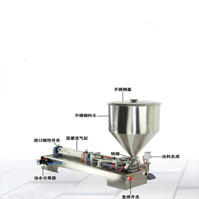 酱体灌装机
