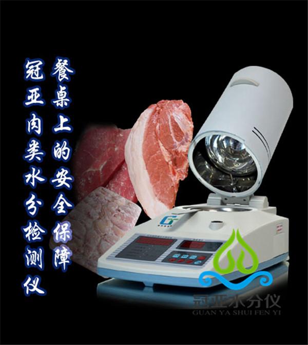 肉类水份快速检测仪