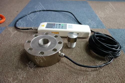 轮辐电子式数显压力计图片