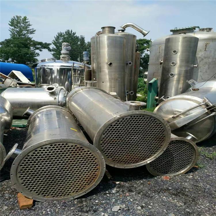 二手市场卖的钛材质冷凝器什么价格