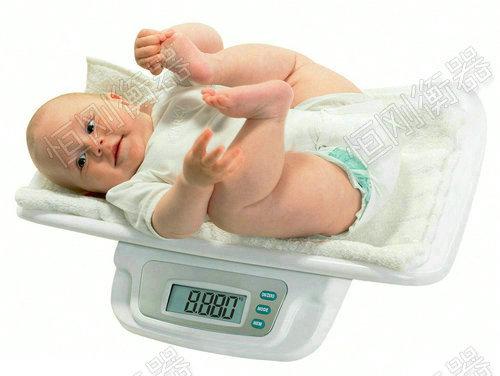 儿童电子秤