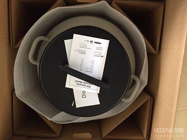 MVE液氮罐Cryosystem4000拆箱实物