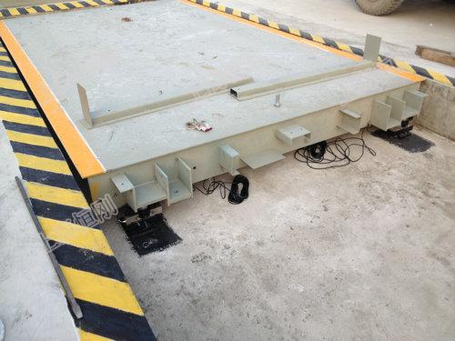 模拟电子汽车衡