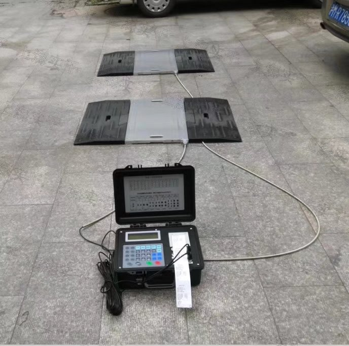 无线汽车轮重仪
