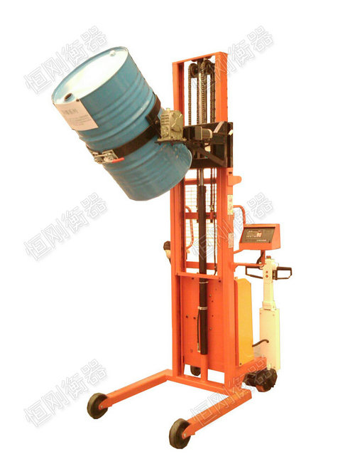 电动油桶搬运秤