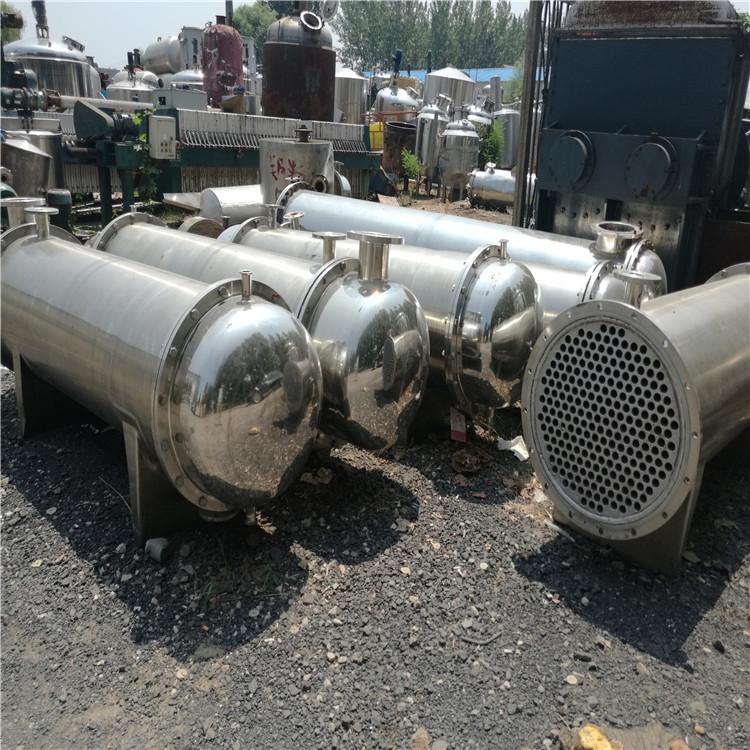 闲置不用二手列管冷凝器 蒸发式冷凝器介绍