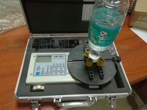 带信号输出瓶盖扭力测试仪图片