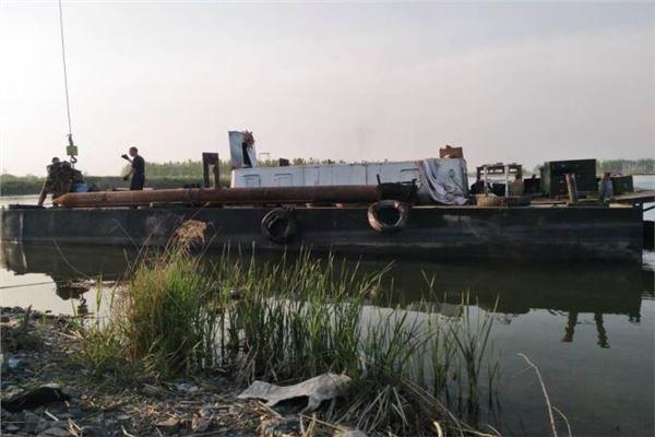 荆州市河道疏浚承包单位价格合理_河道疏浚-江苏海龙