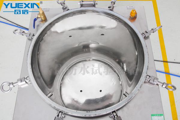 <strong><strong><strong><strong>防水测试设备-IPX8可视型压力浸水试验机</strong></strong></strong></strong>