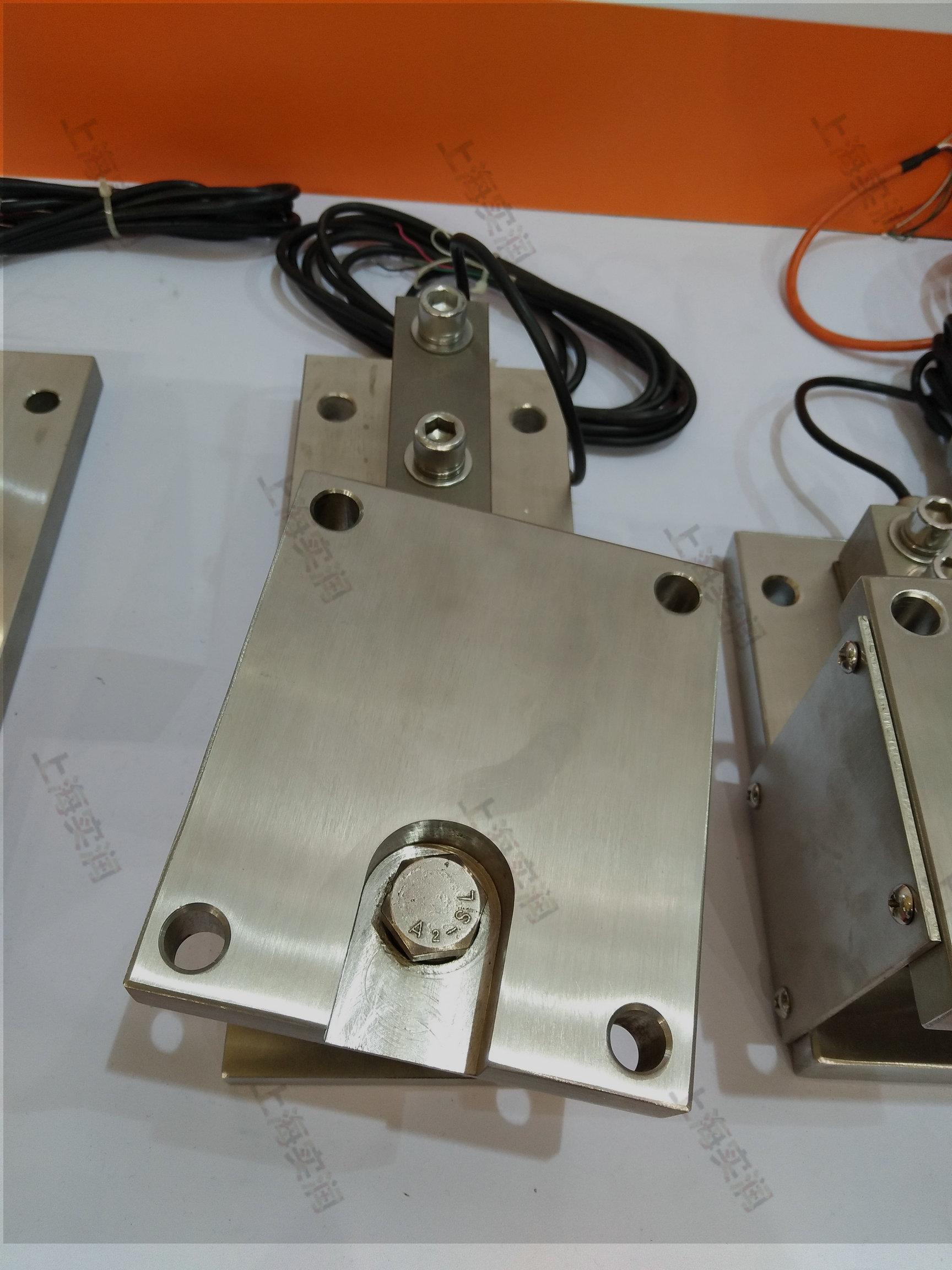 安装重量传感器