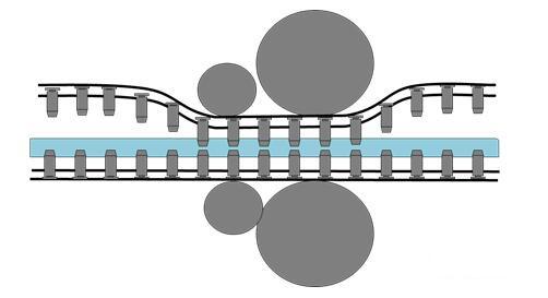 图1 - 压片机