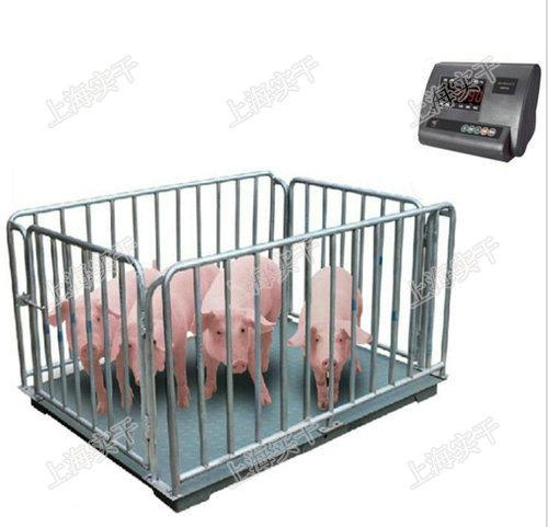 牲畜称体重移动秤