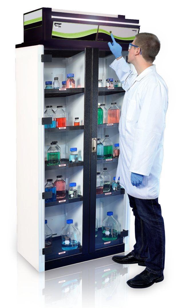 净气型试剂柜