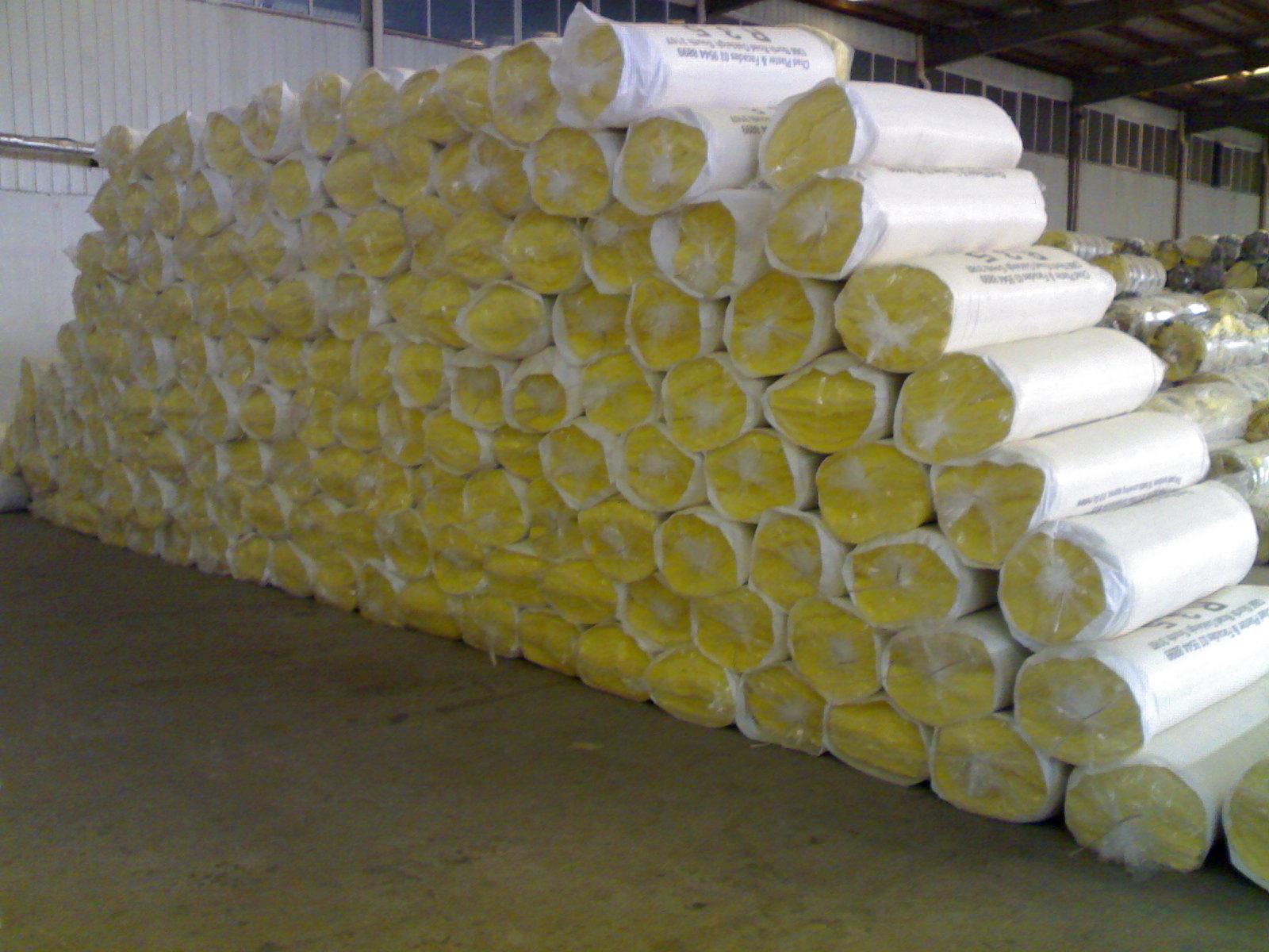 钢结构玻璃棉卷毡贴铝箔不同容重计算价格
