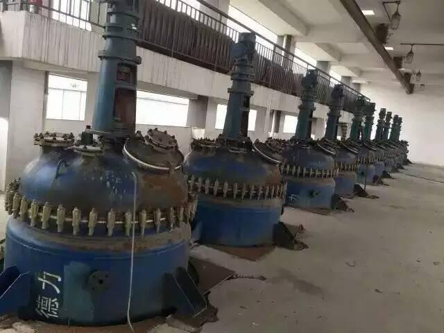 搪瓷反应釜搪瓷叶轮式搅拌器介绍