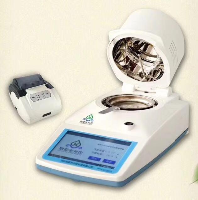 氧化铝快速水分检测仪
