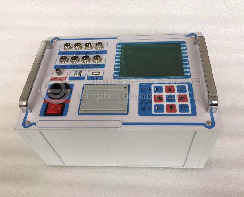 GHKC125<strong>高压开关动特性测试仪</strong>产品实拍