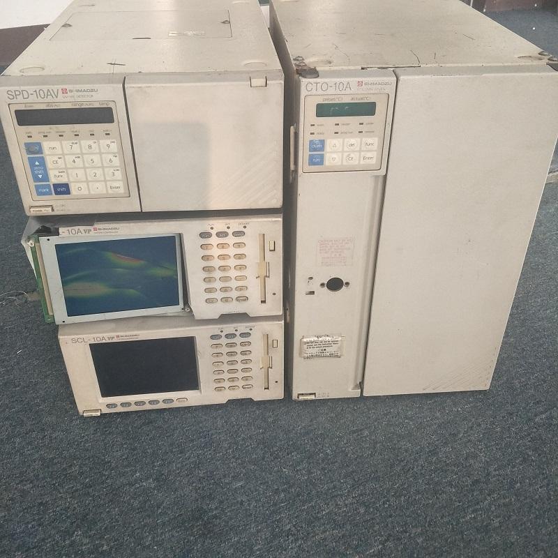 島津液相色譜儀LC-10A