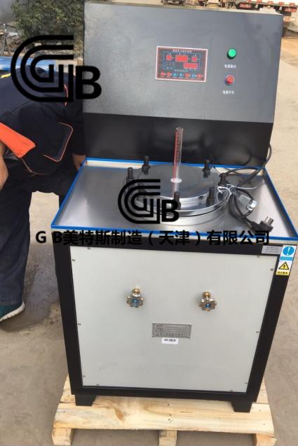 土工布耐靜水壓測定儀