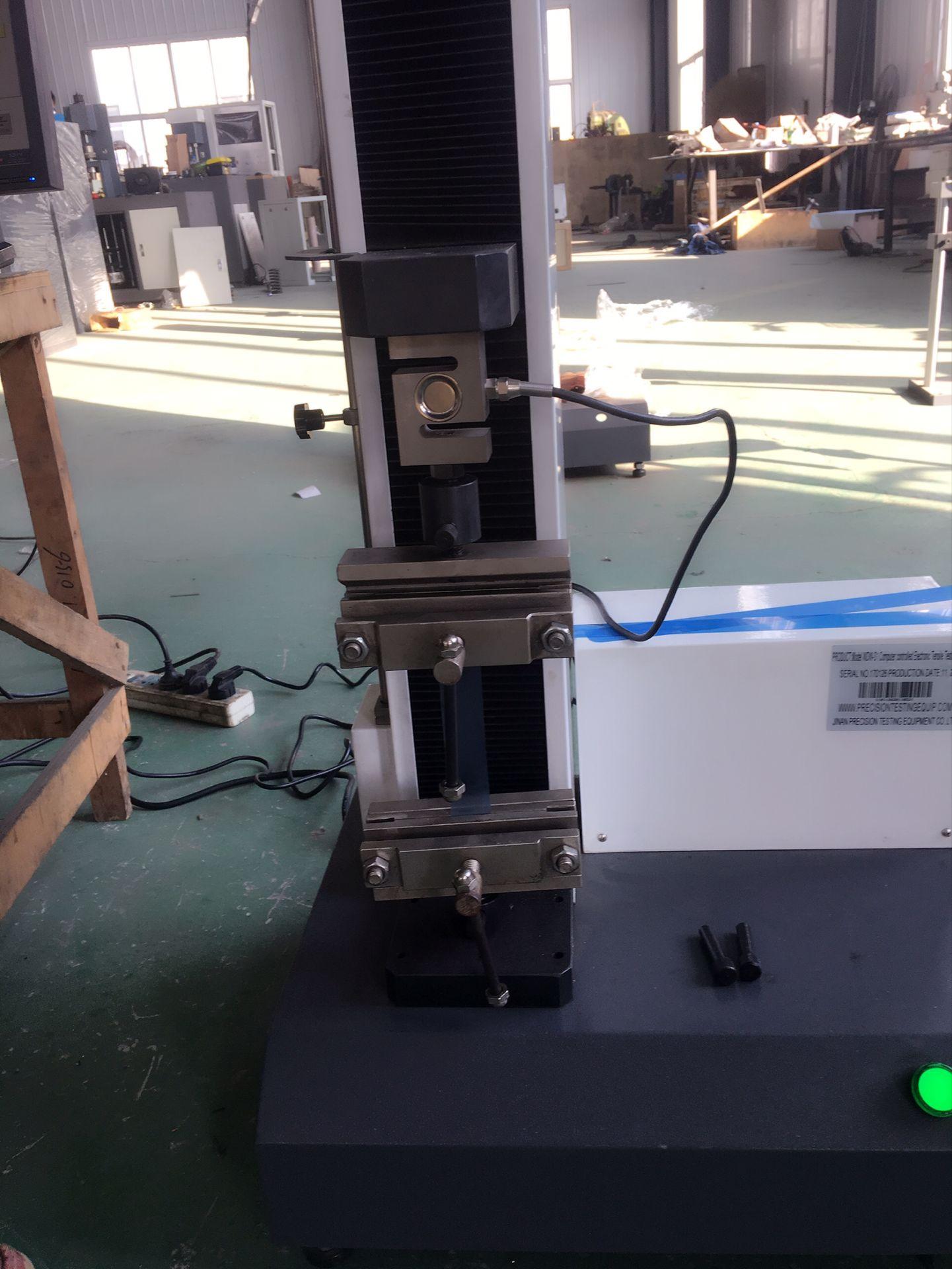 纺织物拉力测试机