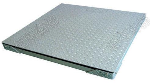 碳钢双框电子地磅