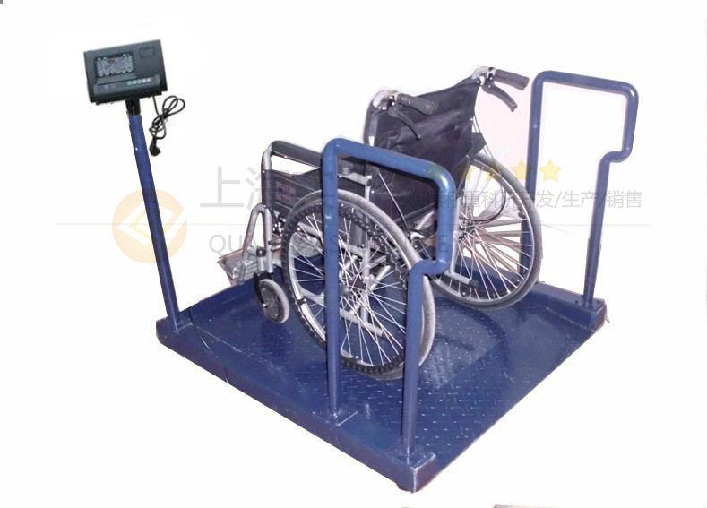 透析医疗轮椅秤