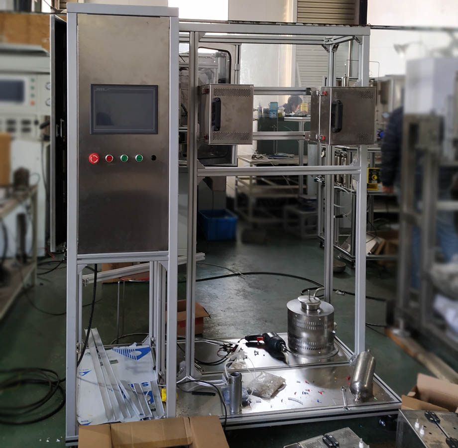 脱硫试验装置