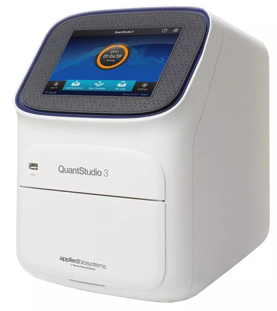 便携式实时荧光PCR仪