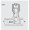 内联安装贺德克流量控制阀DV-25-01.1/0