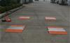 四块称重板轴重称,小型汽车手提轴重检测仪