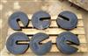 黑色铸铁25公斤C字形砝码/25公斤秤砣砝码