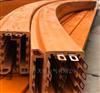 10平方、16平方、20平方管式滑线行车滑触线DHG4极5极铜排滑线