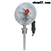 WSSX-561上海自动化仪表WSSX-561电接点双金属温度计